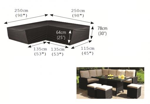 Sofa cover M666